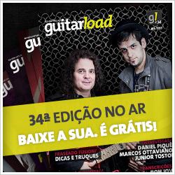 Guitarload 34 disponível