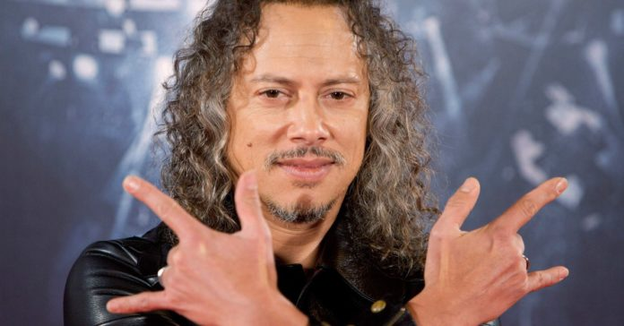 Kirk Hammett, do Metallica
