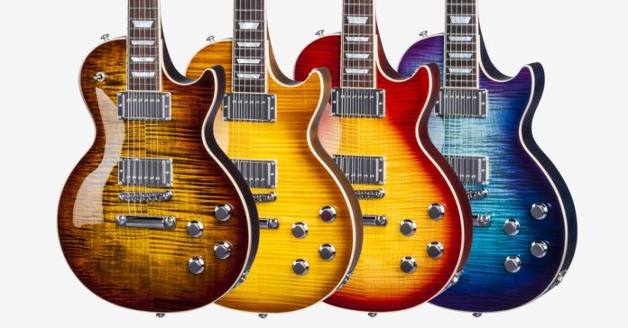 Guitarras Gibson HP