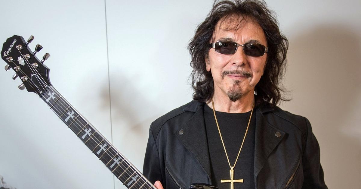 Resultado de imagem para Tony Iommi