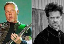 James Hetfield e Jason Newsted