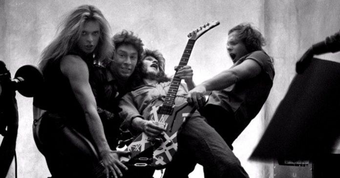 Formação clássica do Van Halen
