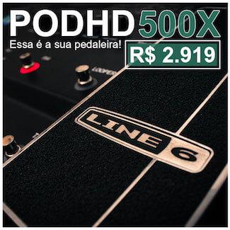 Musilink – POD HD500X – Janeiro 1