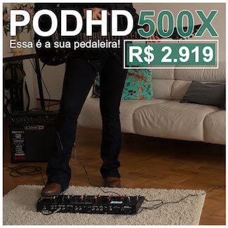 Musilink – POD HD500X – Janeiro 3