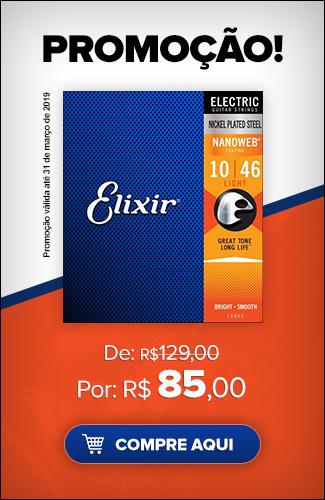 Cordas Inbox – Promo de Produtos – Elixir Nanoweb