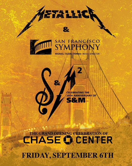 Cartaz do show S&M²