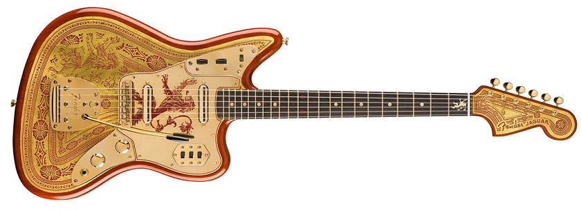 Fender House Lannister Jaguar
