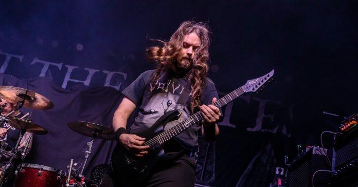 Martin Larsson tocando ao vivo