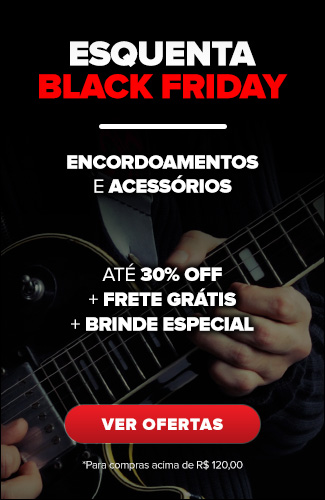 Cordas Inbox | Esquenta Black Friday | Super Island |