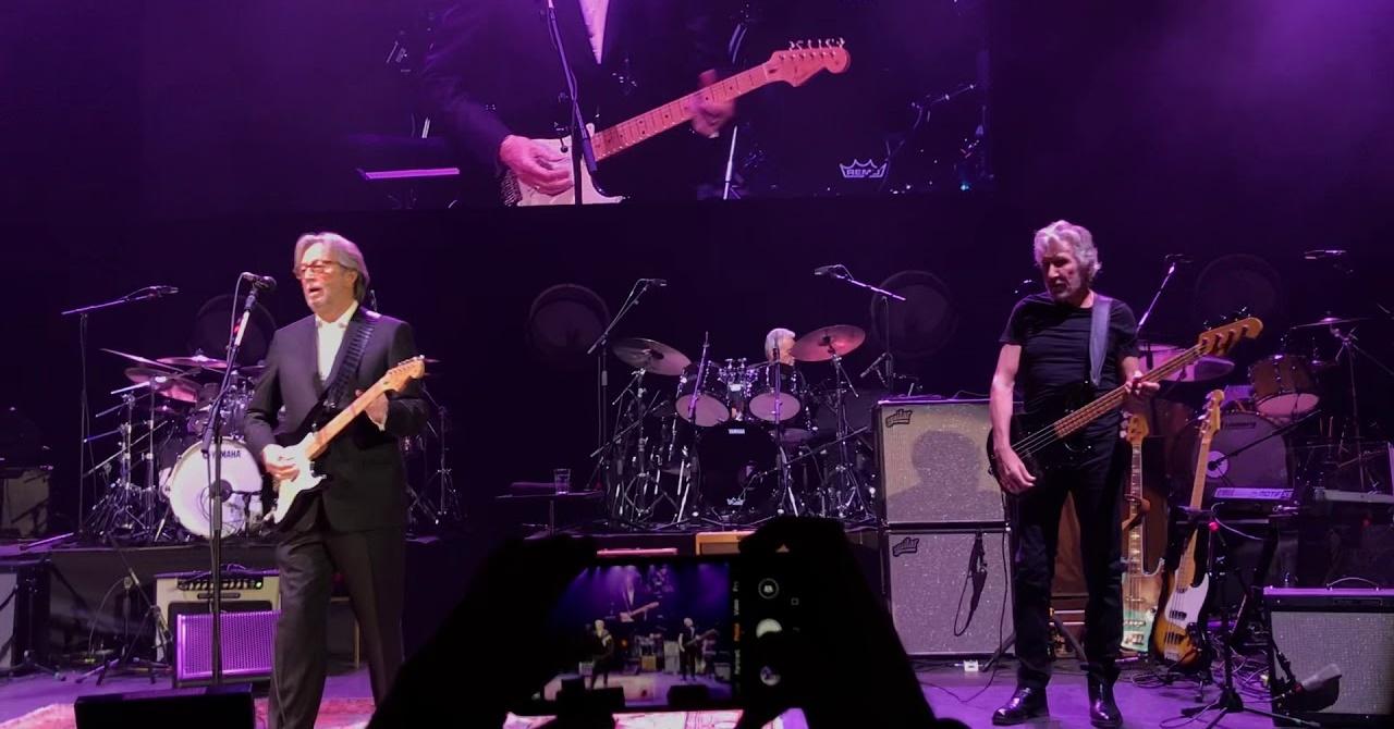 Resultado de imagem para Eric Clapton e amigos – uma homenagem a Ginger Baker